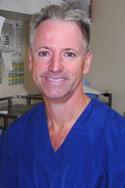 Baringa Private Hospital specialist Ian Fergusson